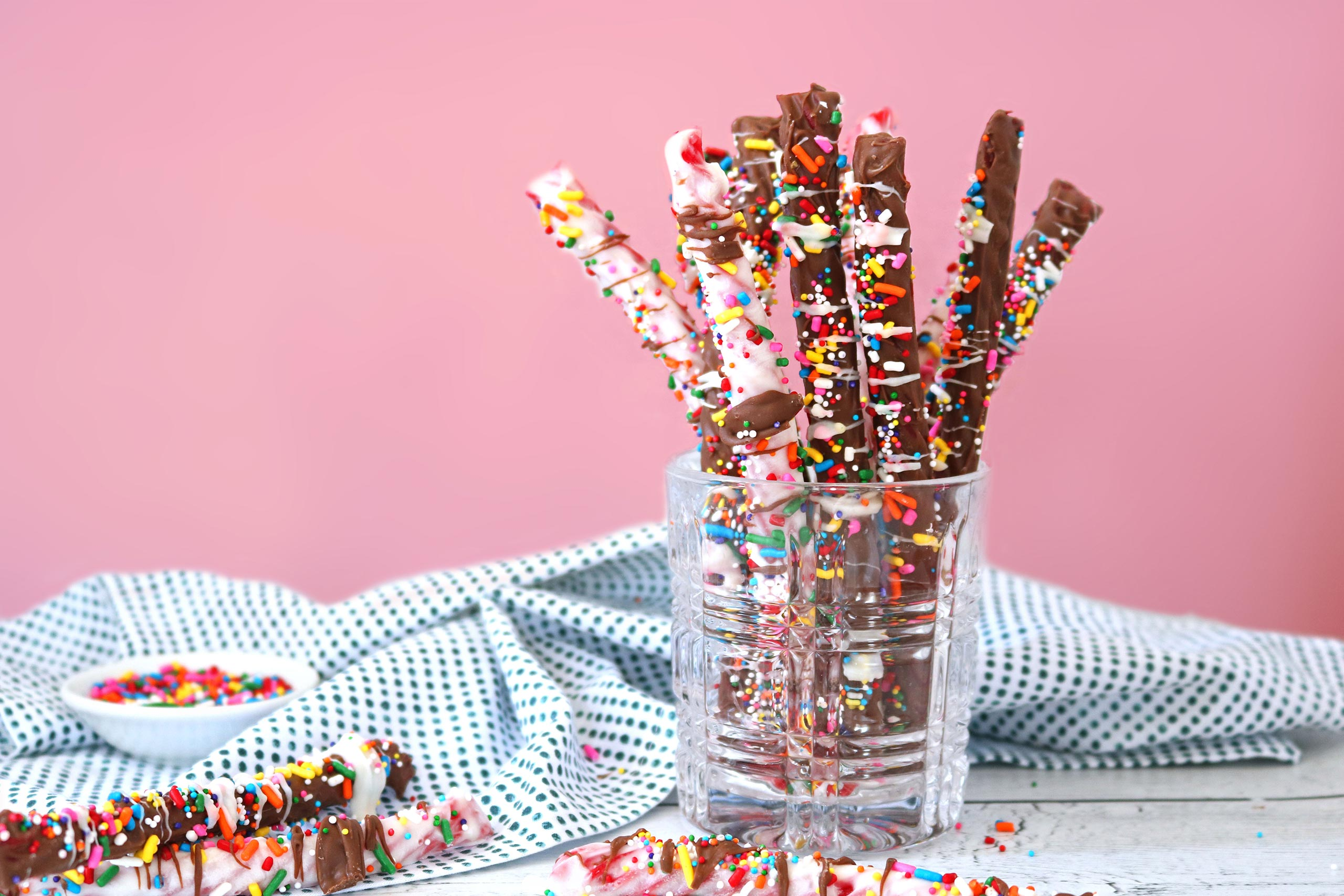 Chocolate Covered Red Vines