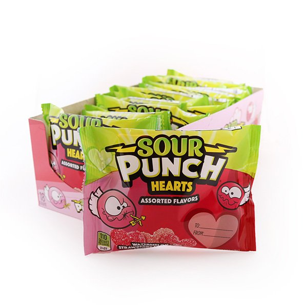 SP Hearts Pouch Caddy